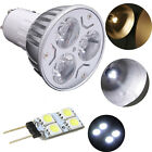 3W GU10 220V Dimmable LED Light Spotlight Bulb/G4 5050 4 LED Light