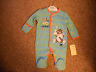 Looney Tunes @ George Baby Boys or Girls Sylvester Cotton Sleepsuit *BNWT* NEW