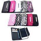 For Samsung Galaxy S2 T989 Hercules T-Mobile Wallet Pouch Cover Accessory