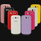 Newest Colorful Soft TPU Back Case Cover Skin for Samsung Galaxy S III 3 i9300
