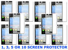 1,3,5 OR 10 Clear Screen Protector For LG Optimus L5 E610 E612 E612g Phone