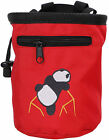 Rock Climbers Outdoor Sports Addict Chalk Bag With Adjustable Belt For Closure