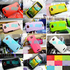 9 color Glitter shining Soft Gel Cover Case For HTC ONE S
