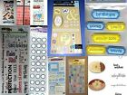 EK Sucess ~ Stickers ~ Mixed Lot