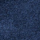Exton Dark Blue Quality Twist Carpet 4m Wide Lounge Bedroom Stairs Cheap