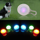 5 Colours Pet LED Tag Clip on Glow Flashing Blinking in the Dark Light