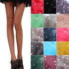 Wholesale Girl Women Sexy Thin Crystal Rhinestone Pantyhose Tights Stockings