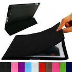 The New iPad 4 4G Gen 3 3rd 2 Slim Magnetic PU Leather Stand Case Smart Cover