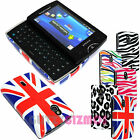PRINTED DESIGN HARD BACK COVER CASE FOR SONY ERICSSON XPERIA MINI PRO SK17i
