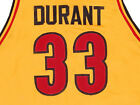 KEVIN DURANT OAK HILL HIGH SCHOOL gold JERSEY NEW -  ANY SIZE S - 5XL