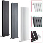 Vertical Designer Radiators | Flat Panel Columns | Tall Upright Central Heating