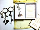 Wedding Photographer Camera/Camcorder Charm Thank You Gift Bag Charm/Keyring