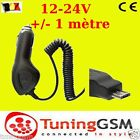 -CHARGEUR VOITURE/AUTO/ALLUME CIGARE 12/24V pour Samsung (micro USB)