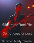 BILLIE JOE ARMSTRONG PHOTO GREEN DAY GIBSON LP JR 8x10 by Marty Temme 1A