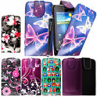 FOR HUAWEI G300 ASCEND U8815 U8818 NEW LEATHER MAGNETIC FLIP CASE COVER+STYLUS