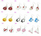 Wholesale Mixed Animal Style metal Promotional Fashion Earrings