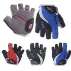 Sports Racing Bicycle Cycling Bike Motorcycle Mitten Half finger Gloves M L XL