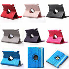 360° Rotating Magnetic PU Leather Cartoon Smart Cover Case Stand For iPad 2 3 4