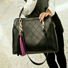 2013 New Trend Women Ladies Vintage Large Tassel Tote Handbag Shoulder Bag Hot
