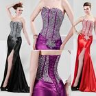 2013 New Hot Sequins Slim Sexy Prom Formal Party Long Evening Dress Wedding Gown