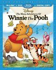 THE MANY ADVENTURES OF WINNIE THE POOH (2013 RELEASE) REGION FREE BLURAY & DVD