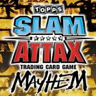 WWE Slam Attax Mayhem GENERAL MANAGER, FLEXIFORCE, LIMITED *Choose Your Card*