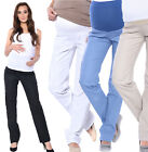 Maternity Pregnancy comfortable Trousers Cargos Pants Over Bump 8 10 12 14 16 18