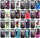 HTC Amaze 4G / Ruby (T-Mobile) Phone Cover DESIGN Case + Screen Protector