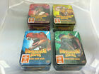 Dinosaur King Trading Card Game RARE Collector Tin - Various Colours Brand New