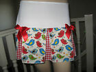 NEW  White,Red,Green,Funky Birds,Check,Retro,Rock,Festival Skirt-All sizes