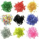 Rocailles Glass Beads 2mm 18 Colours