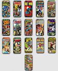 PHONE CASE IPHONE 4/4S 5 SAMSUNG GALAXY S3 S4 SPIDERMAN BATMAN MARVEL DC COMICS
