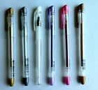 PERGAMANO PARCHMENT craft GEL PEN for tracing in choice of 6 COLOURS