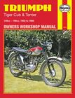 Triumph T20SC Bantam Cub 1966-1968 (0199 CC) - Haynes Workshop Manual $19.41 USD on eBay