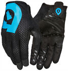 661 Raji Full Finger Glove SixSixOne BLACK/BLUE