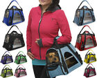 Внешний вид - OxGord Pet Carrier Soft Sided Cat Dog Comfort Travel Tote Bag Airline Approved