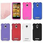 For Alcatel One Touch Fierce Case Hard Snap On Cover + Screen Protector