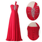 Formal Long Maxi Evening Gown Party Prom Bridesmaid Dress Size 6-20 All in stock