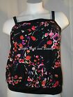 Merona Plus-Size Blouson Swim Suit Top Multicolor Floral NWT