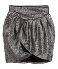 Isabel Marant pour H&M Silver Skirt UK 10 14 (US 6 10 EU 36 40) BNWT New w Tags