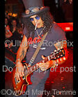Slash Photo Guns N Roses GNR VR 16x20 Poster Size Concert Photo by Marty Temme G