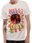 Official Kiss Alive Ii T Shirt - All sizes