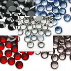 720Pcs-1440Pcs Crystal Rhinestones Flatback Non-Hotfix Multiple Color SS6-SS20