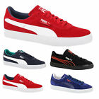 MENS BOYS G.VILAS VULCANISED LO SUEDE LEATHER LACE SPORTS TRAINERS SHOES SIZE