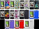 HTC Radar 4G / OMEGA (T-Mobile) - Faceplate Phone Cover DESIGN/COLOR Case