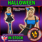 HALLOWEEN FANCY DRESS # LADIES BLUE WICKED WITCH