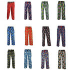Mens Character Lounge Pants  | From Size XS-XL | NEW WITH TAGS