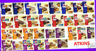 30 or 24 Bars Atkins Weight Loss Program U~PICK FLAVOR Meal Replacement VARIETY $74.95 USD on eBay