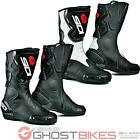 SIDI FUSION MOTORBIKE MOTORCYCLE SPORTS SUPERBIKE RACE BIKE LORICA BOOTS