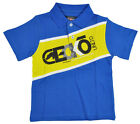 Ecko Unltd Boys S/S True Royal Blue & Yellow Polo Size 4 5 6 7 $34